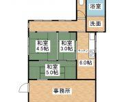 戸建 ANRI登野城の家 1階 間取り図