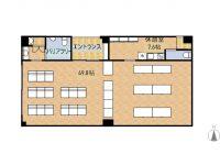 賃貸 美らハウスⅡ 1階 間取り図